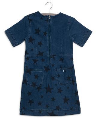 Robe en denim Spread Stars STELLA MCCARTNEY KIDS