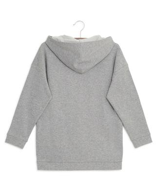 Cool hooded sweatshirt LIU JO