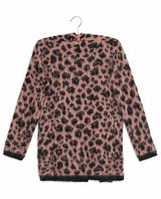 Langer Cardigan mit Leopardenprint LIU JO