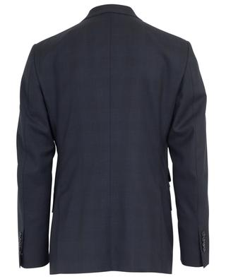 Check wool blend suit TOM FORD