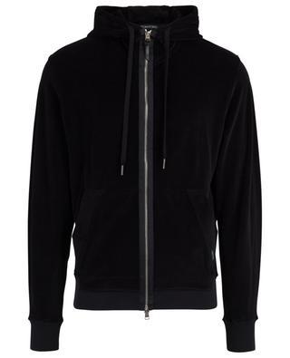 Velvet hoodie TOM FORD