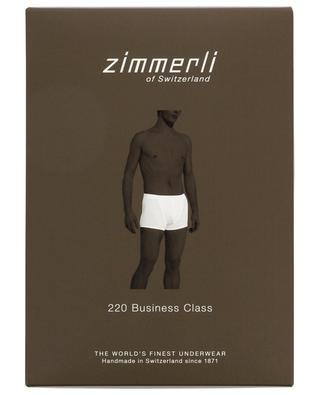 Schmale Boxershorts aus Baumwolle 220 Business Class ZIMMERLI