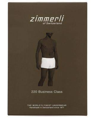 Caleçon moulant en coton 220 Business Class ZIMMERLI