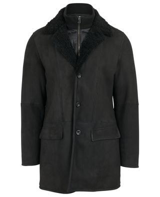 Manteau en peau lainée RUFFO
