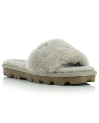 W Cozette shearling mules UGG