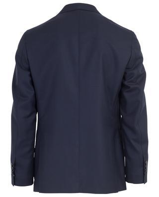 Textured virgin wool blazer BONGENIE GRIEDER