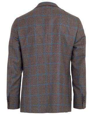 Virgin wool check blazer BONGENIE GRIEDER