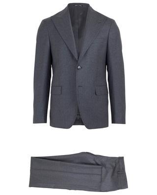 Three pieces virgin wool suit BONGENIE GRIEDER