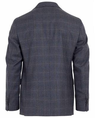 Checked wool suit BONGENIE GRIEDER