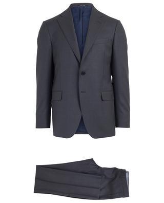 Striped virgin wool suit BONGENIE GRIEDER