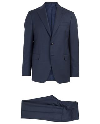 Karierter Anzug aus Schurwolle BONGENIE GRIEDER