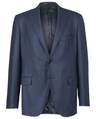 Single-breasted cashmere blazer BELVEST
