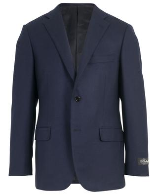 Single-breasted wool twill blazer BELVEST