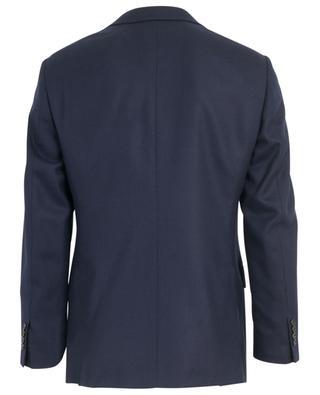 Single-breasted wool twill blazer BELVEST