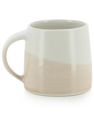 Zweifarbige Porzellantasse Slow Coffee Style - 320 KINTO