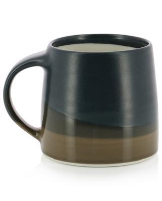 Mug aus zweifarbigem Porzellan Slow Coffee Style - 320 KINTO