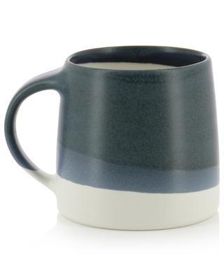Zweifarbiger Porzellan-Mug Slow Coffee Style - 320 KINTO