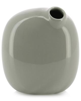 Petit vase large en porcelaine Sacco 02 KINTO