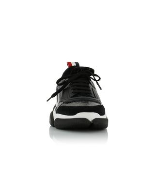 Briseis multi-material lace-up sneakers MONCLER