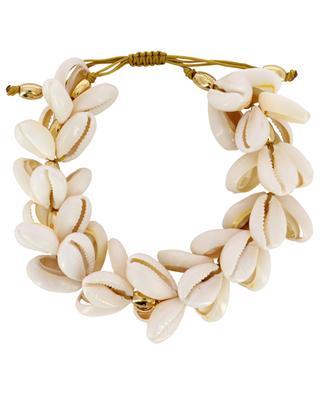 Armband aus Kaurischnecken Puka TOHUM