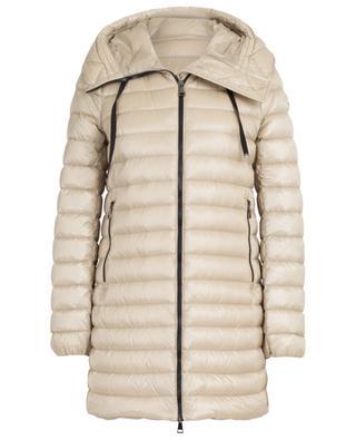 Rubis light A-line down coat MONCLER