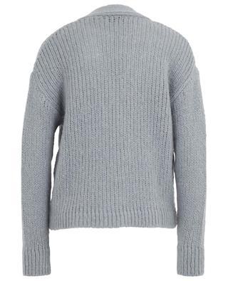 Cardigan boutonné en laine et alpaga BONGENIE GRIEDER