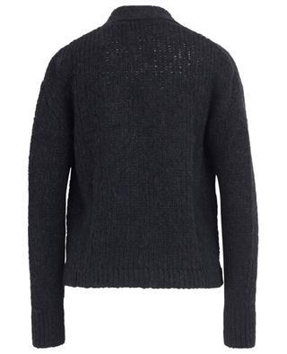 Geknöpfter Cardigan aus Wolle und Alpaka BONGENIE GRIEDER
