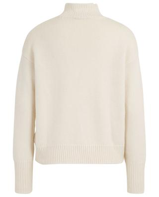 Cashmere jumper with stand-up collar BONGENIE GRIEDER