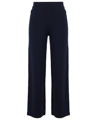 Pantalon large en maille Milano BONGENIE GRIEDER