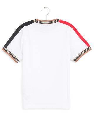 Icon Stripe cotton T-shirt BURBERRY