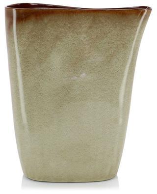 Wavy ceramic vase SERAX