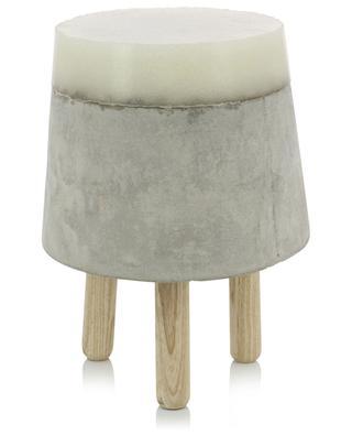 Medimum beton and silicone table lamp SERAX