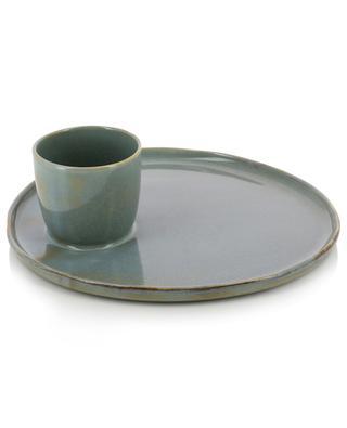 Ceramic egg plate SERAX
