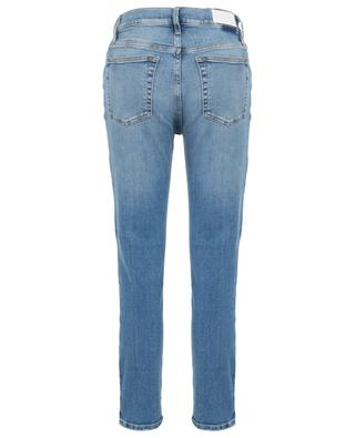 High Rise Ankle Crop cropped high-rise jeans RE/DONE
