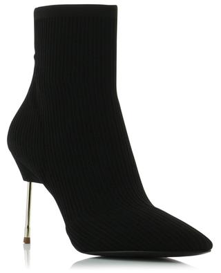Barbican heeled sock ankle boots KURT GEIGER LONDON
