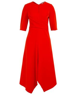 Drapiertes asymmetrisches Kleid Sophisticated Perfection DOROTHEE SCHUMACHER