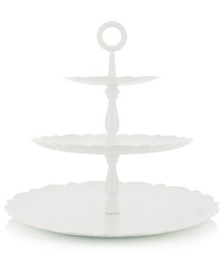 Dressed cake stand with three levels ALESSI