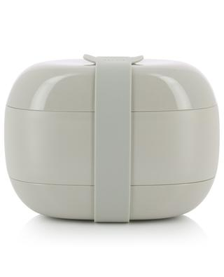 Food à Porter lunch box with three compartments ALESSI