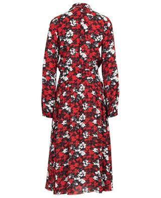 Long robe en viscose avec lavallière N°21