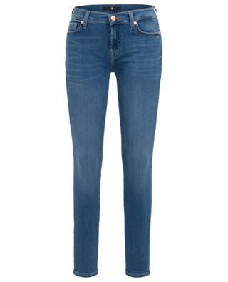 Ausgewaschene Jeans The Skinny 7 FOR ALL MANKIND