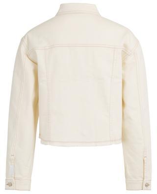 Veste en jean avec bords effilochés New Vanilla 7 FOR ALL MANKIND