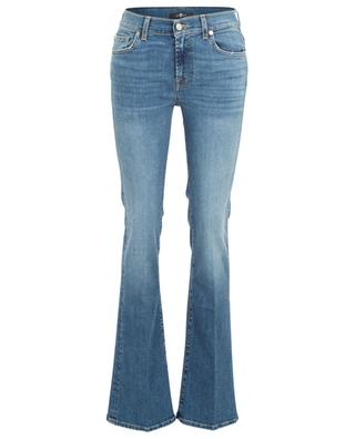 Ausgewaschene Used-Look-Jeans Bootcut Soho Light 7 FOR ALL MANKIND