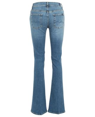 Bootcut Soho Light faded distressed jeans 7 FOR ALL MANKIND