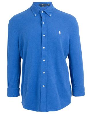 Piqué cotton shirt POLO RALPH LAUREN