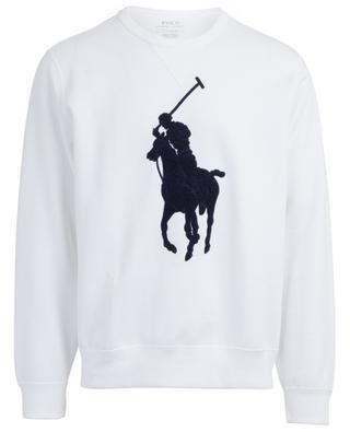Big Pony cotton blend sweatshirt POLO RALPH LAUREN