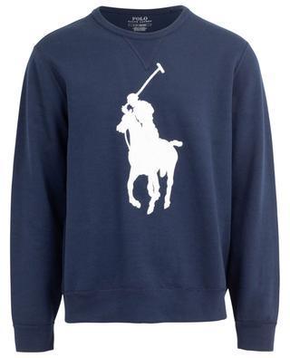 Sweat-shirt en coton mélangé Big Pony POLO RALPH LAUREN