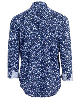 Floral print piqué cotton shirt POLO RALPH LAUREN