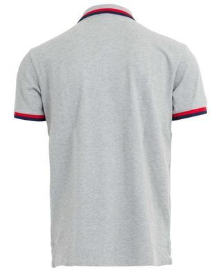 Slim-Fit-Polohemd aus Baumwollpiqué POLO RALPH LAUREN