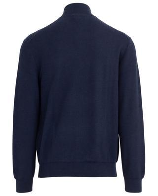 Pullover aus Baumwolle mit Reissverschlusskragen POLO RALPH LAUREN