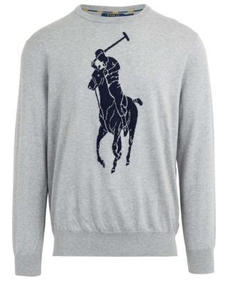 Pullover aus Baumwolle Big Pony POLO RALPH LAUREN